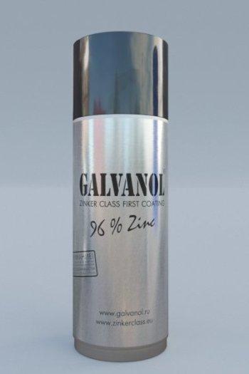 Aerosol spray, 520 ml