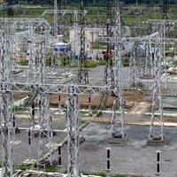 Substation in Kolpino